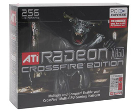 ATI Radeon X850 CrossFire Edition Goes For Sale at $399.00
