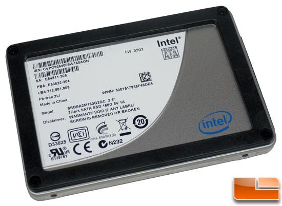 intel ssd x25-m 160gb firmware
