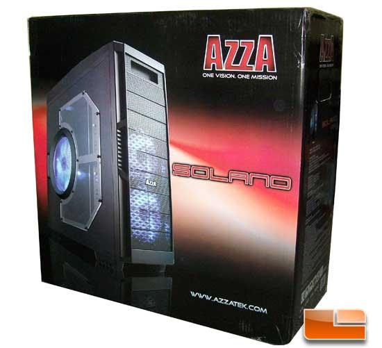 Azza Solano 1000 Atx Full Tower Pc Case Review Legit