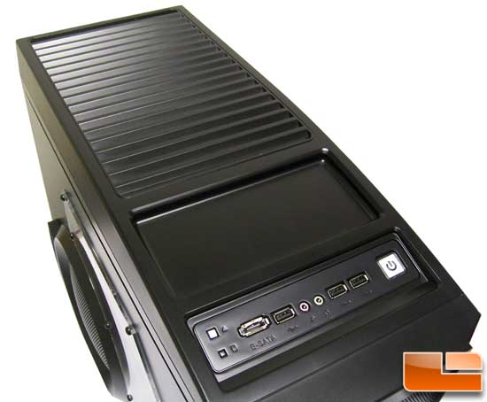 CyberPower Game Xtreme 3000 Case Front
