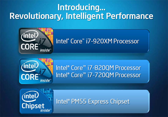 Intel Clarksfield Processor Presentation