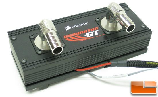 Corsair Cooling Ice T30 Tec Memory Cooler Review Legit
