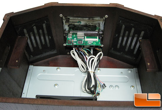 deep inside the nMediaPC HTPC 8000