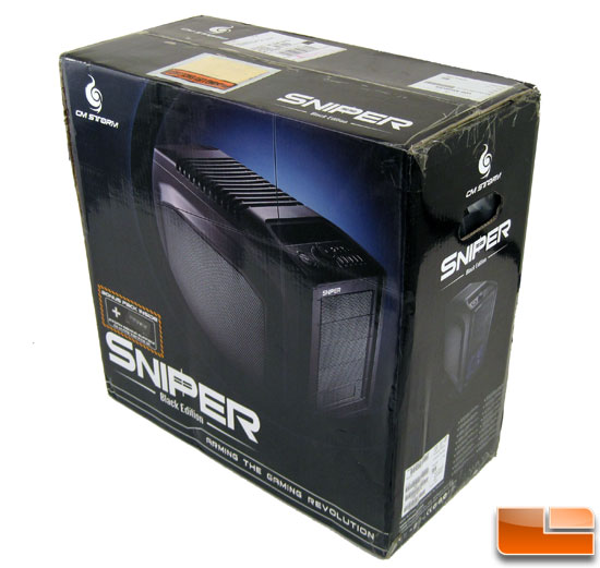 Cooler Master Sniper Black Edition