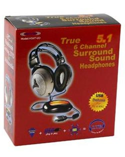 Mentor HSMT-UD Headphones