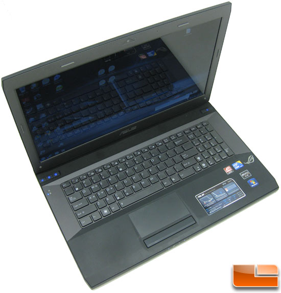 ASUS G73Jh Gaming Notebook