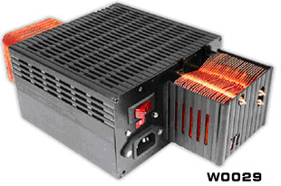 Thermaltake's Silent Power Supply Uncovered