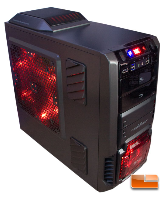 Gmc H 80 Atx Mid Tower Gaming Pc Case Review Page 3 Of 6