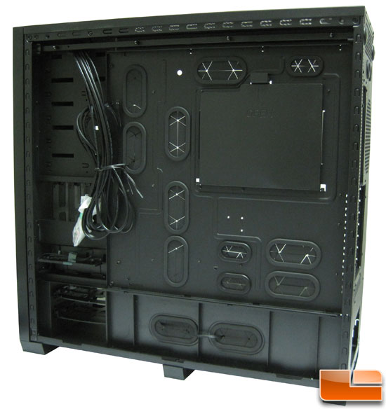 Corsair Obsidian Series 700d Full Tower Pc Case Review