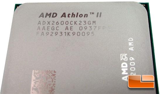 Amd Athlon Ii X2 260 Dual Core Processor Performance Review Legit Reviewsamd Athlon Ii X2 260 Cpu