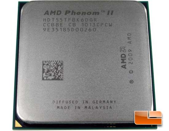 Amd Phenom Ii X6 1055t Processor Performance Review Legit Reviewsamd Phenom Ii X6 1055t Processor Review