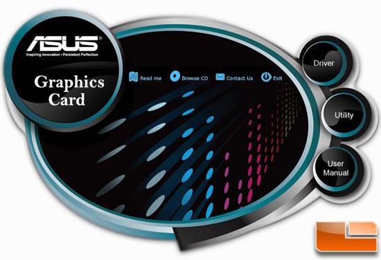 ASUS GeForce ENGT430 Top Video Card Software