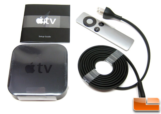 Apple TV Contents