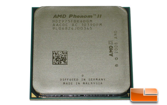 AMD Phenom II X4 975BE and 840 CPU Reviews