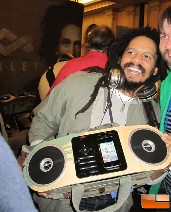 House Of Marley Roots Rock