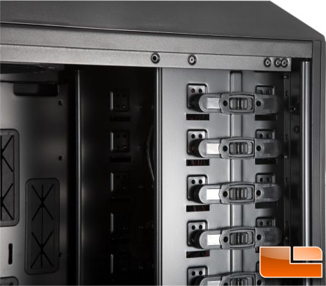 Rosewill Thor XL-ATX Gaming Case Tooless Bays