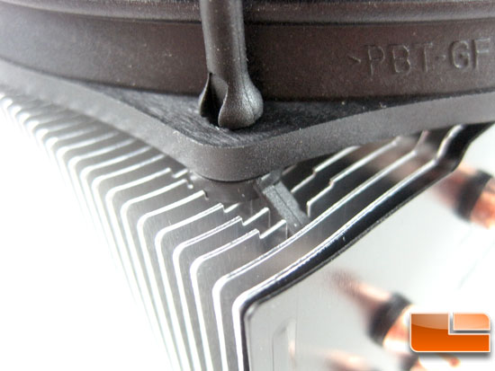 Thermolab Trinity CPU Cooler fan mount