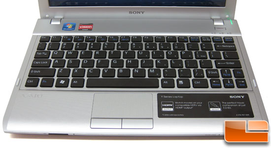 Sony VAIO Y Series Keyboard