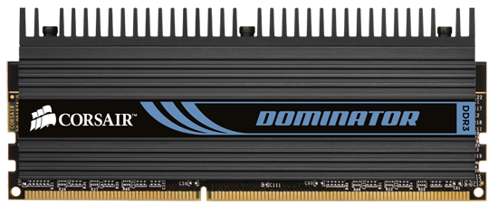 Corsair Dominator PC3-12800