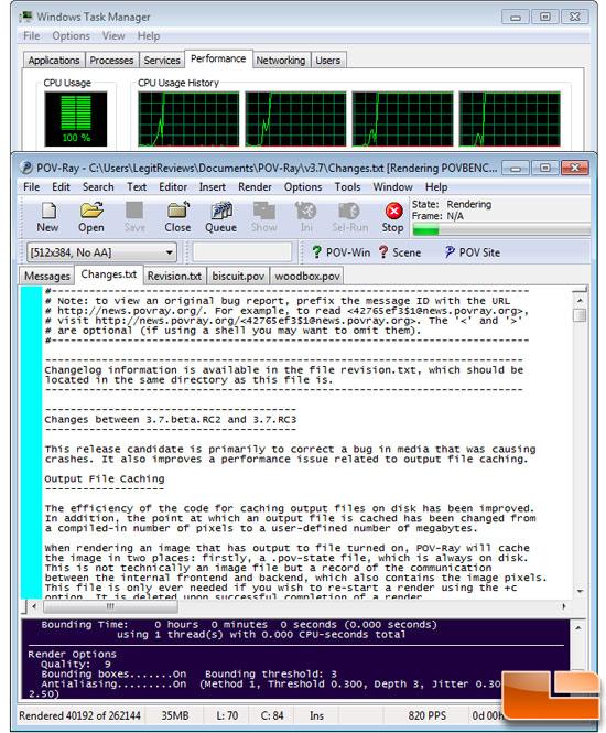 Pov-Ray 3.7 RC3