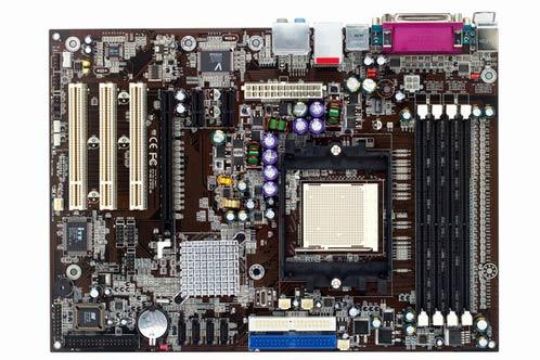 The Chaintech VNF4 Ultra : nForce 4 Ultra on a budget