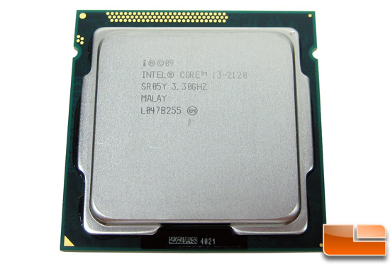 Intel Core i3-2120 Sandy Bridge CPU