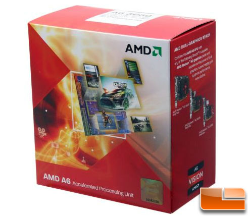 AMD A6-3650 2.6GHz Llano APU Review