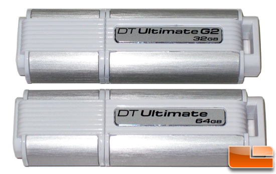 Kingston DataTraveler Ultimate 3.0 32GB Flash Drive