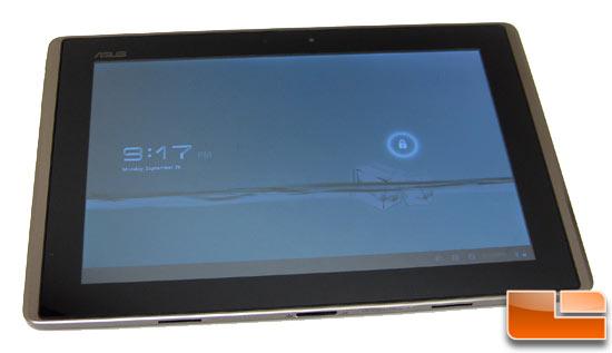 ASUS Eee Pad Transformer TF101 Tablet Review