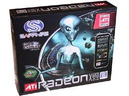 The Sapphire ATI X850 XT PCI-Express Graphics Card