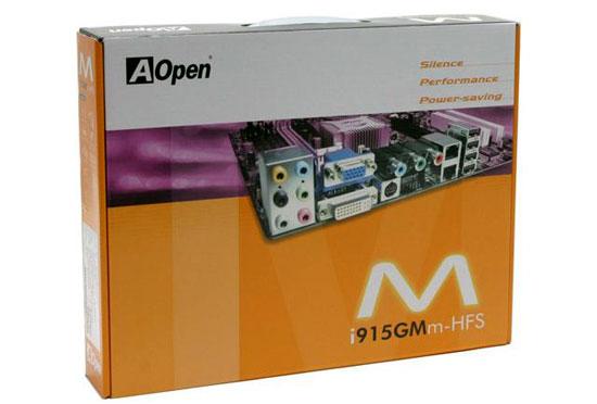 AOpen's push for mainstream Pentium M use