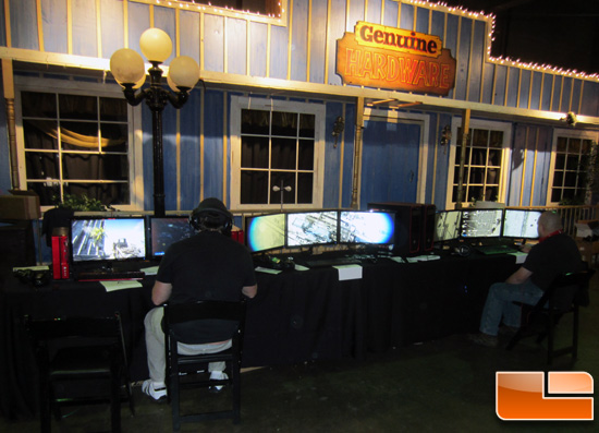 AMD Reality Check at FX GamExperience