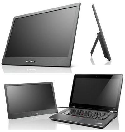 Lenovo ThinkVision LT1421 Portable USB Monitor Review