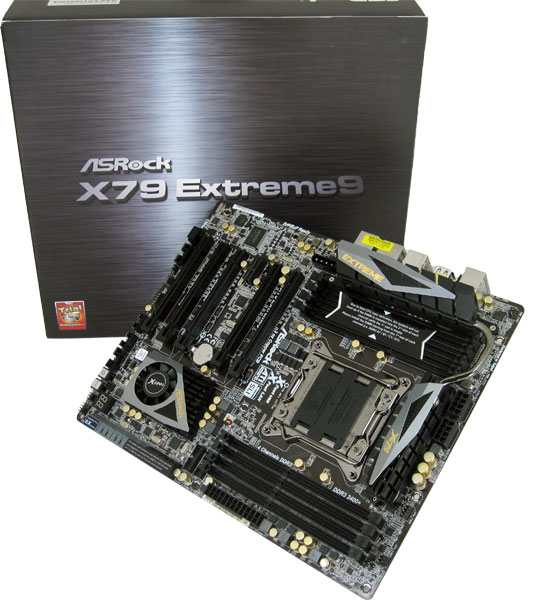 ASRock Extreme 9 Motherboard Review