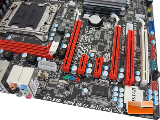 BIOSTAR TPower X79 Motherboard Layout and Features
