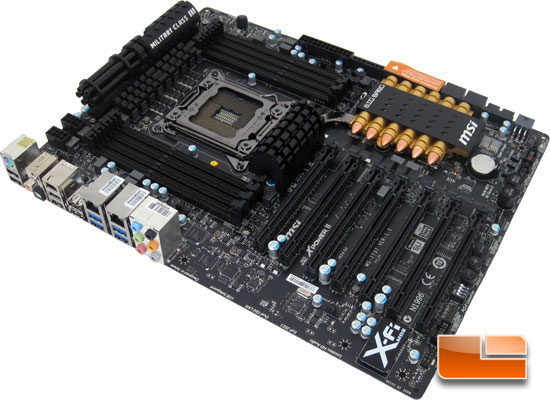 MSI Big Bang XPower II Intel X79 Motherboard Review