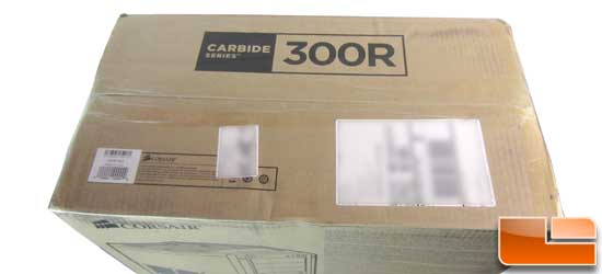 Corsair Carbide 300R box top