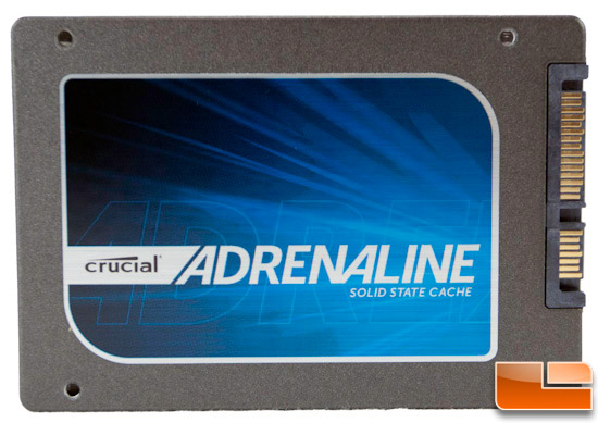Crucial Adrenaline 50GB Front