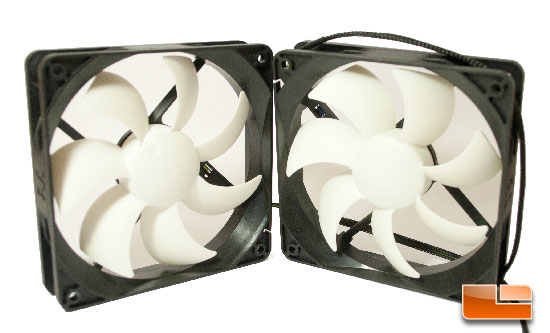 Thermaltake Water 2.0 Performer Fans