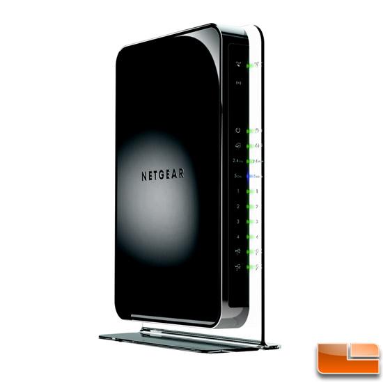 Netgear WNDR 4500 N900
