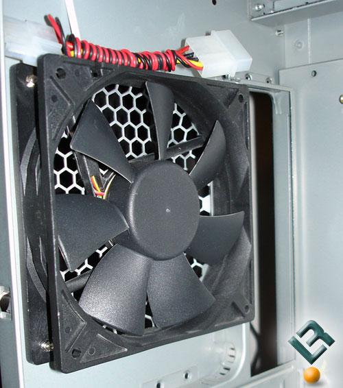 Tri-Cool fan