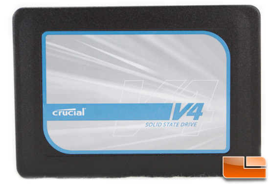 Crucial V4 256GB SATA II SSD Review