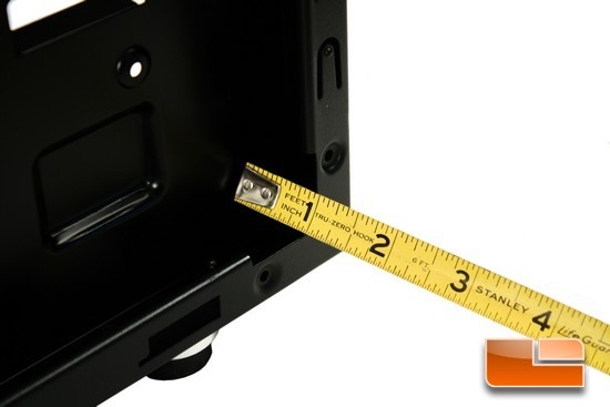 Define R4 Measurement Motherboard Tray