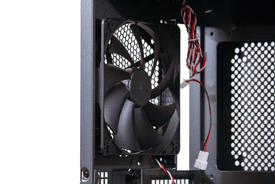 GRone rear 140mm Exhasut Fan
