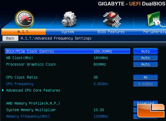 AMD A10-5800K APU Heatpipe Cooler