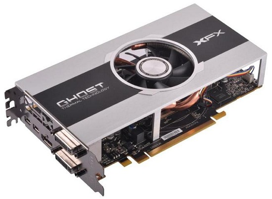 XFX Radeon HD 7850 1GB Core Edition Video Card Review
