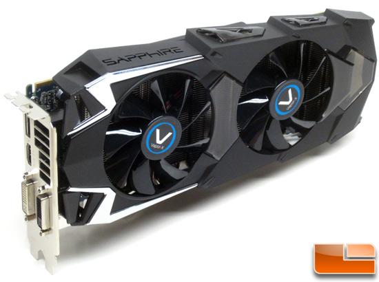 Sapphire Radeon HD 7950 3GB Vapor-X Video Card Review