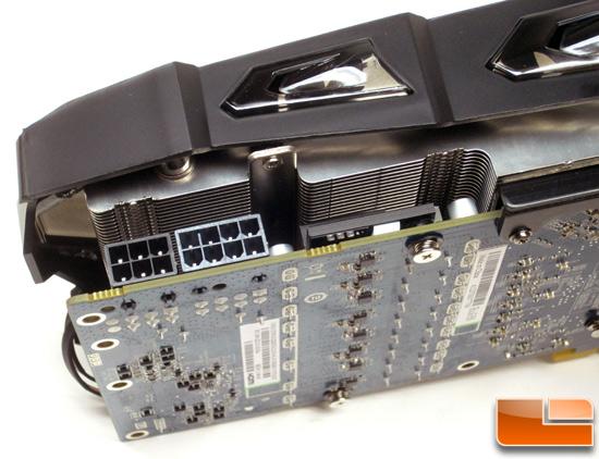 Sapphire HD7970 Vapor-X Video Card Power