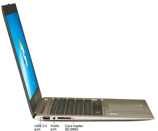 Asus Zenbook Prime Ux31a Ultrabook Review Page 2 Of 6