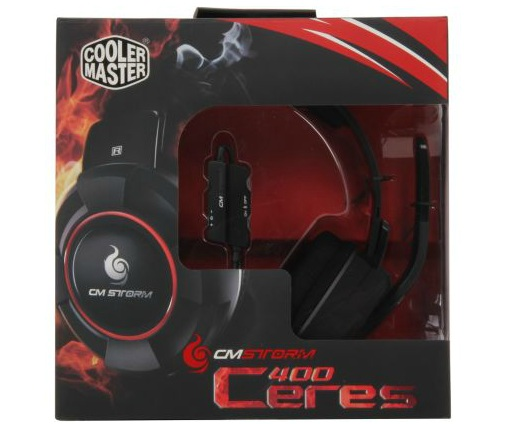 CM Storm Ceres-400 Gaming Headset Review